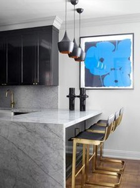 Modern Black Kitchens Design Ideas For Bachelors Pad To Try Asap 25