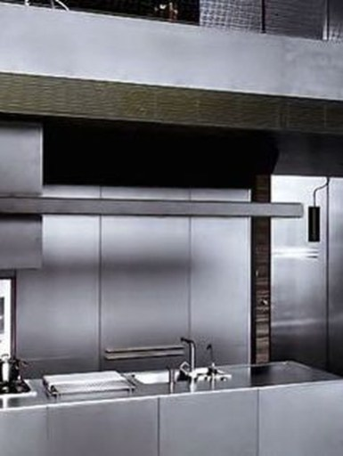 Modern Black Kitchens Design Ideas For Bachelors Pad To Try Asap 28