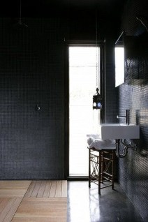 Modern Black Kitchens Design Ideas For Bachelors Pad To Try Asap 33