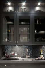 Modern Black Kitchens Design Ideas For Bachelors Pad To Try Asap 35