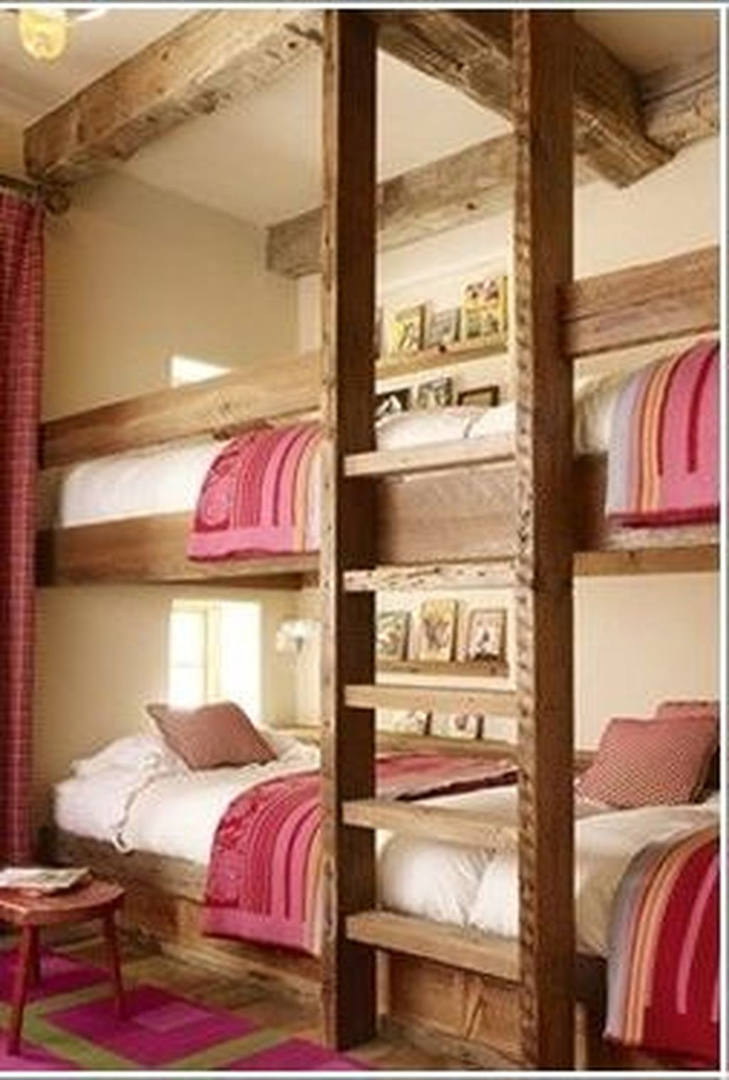 Perfect Kids Room Design Ideas That Suitable For Two Generations 02