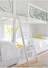 Perfect Kids Room Design Ideas That Suitable For Two Generations 03