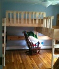 Perfect Kids Room Design Ideas That Suitable For Two Generations 07