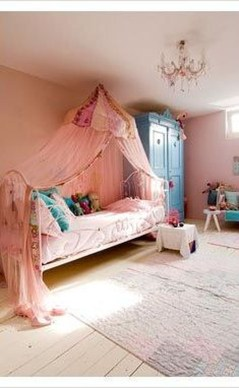Perfect Kids Room Design Ideas That Suitable For Two Generations 08