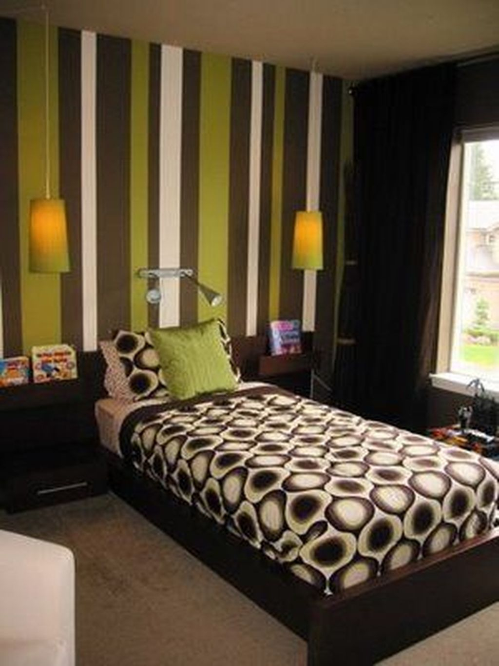 Perfect Kids Room Design Ideas That Suitable For Two Generations 27
