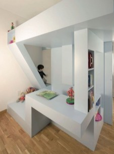 Perfect Kids Room Design Ideas That Suitable For Two Generations 29