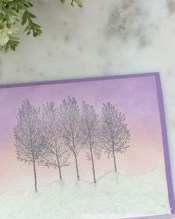 Sophisticated Pink Winter Tree Design Ideas That Looks So Cute 21