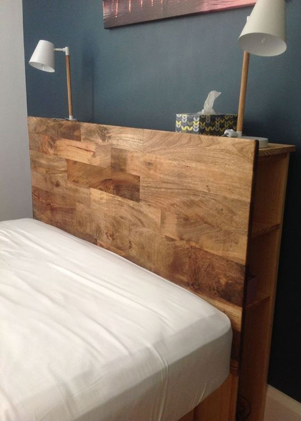 Stylish Diy Bedroom Headboard Design Ideas That Will Inspire You 15
