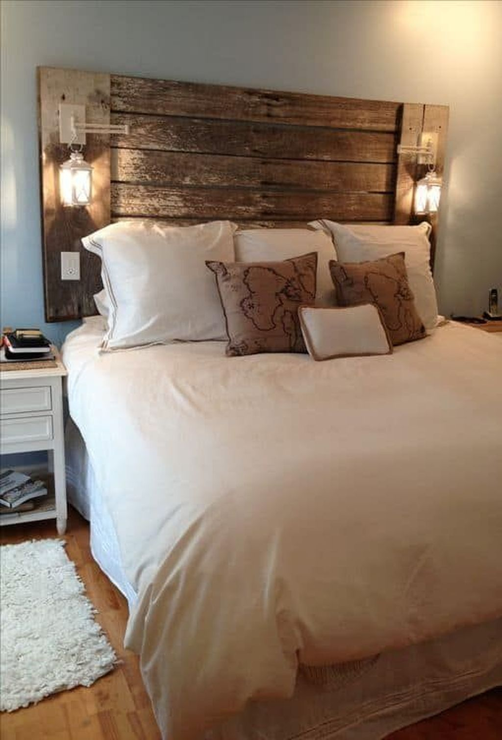 Stylish Diy Bedroom Headboard Design Ideas That Will Inspire You 16