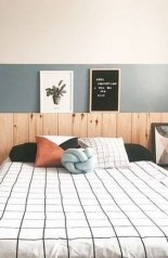 Stylish Diy Bedroom Headboard Design Ideas That Will Inspire You 17
