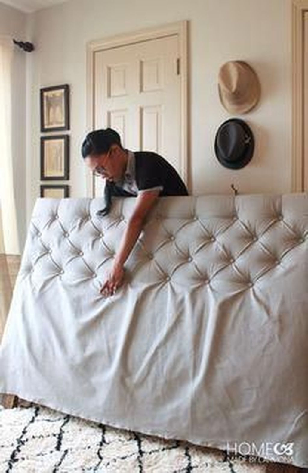 Stylish Diy Bedroom Headboard Design Ideas That Will Inspire You 33