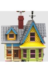 Amazing Pixar Up House Design Ideas Created In Real Life And Flown 02
