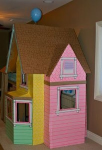 Amazing Pixar Up House Design Ideas Created In Real Life And Flown 19