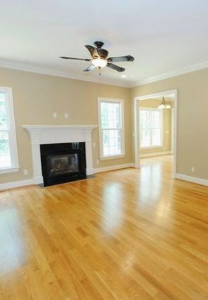 Attractive Living Room Design Ideas With Wood Floor To Try Asap 07
