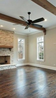 Attractive Living Room Design Ideas With Wood Floor To Try Asap 21