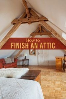 Beautiful Attic Room Design Ideas To Try Asap 28