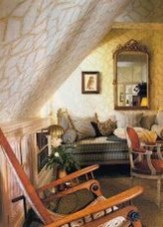 Beautiful Attic Room Design Ideas To Try Asap 36