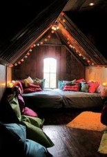 Beautiful Attic Room Design Ideas To Try Asap 37