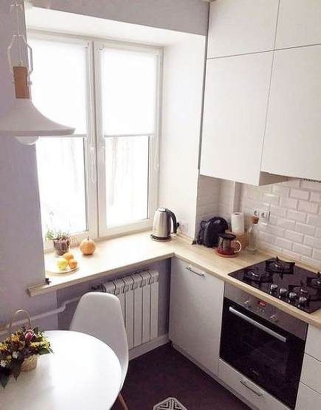 Best Tiny Kitchen Design Ideas For Your Small Space Inspiration 14