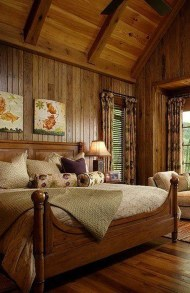 Brilliant Bedroom Design Ideas With Nature Theme 07