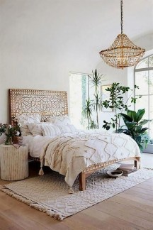 Brilliant Bedroom Design Ideas With Nature Theme 22