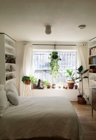 Brilliant Bedroom Design Ideas With Nature Theme 31