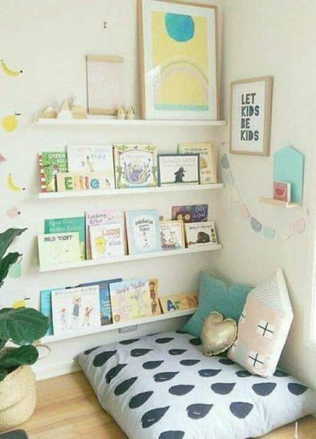 Enchanting Reading Nooks Design Ideas That You Need To Try 22
