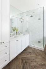 Fancy Wood Bathroom Floor Design Ideas That Will Enhance The Beautiful 01