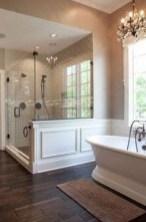 Fancy Wood Bathroom Floor Design Ideas That Will Enhance The Beautiful 02