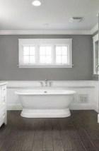 Fancy Wood Bathroom Floor Design Ideas That Will Enhance The Beautiful 11