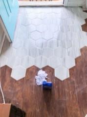 Fancy Wood Bathroom Floor Design Ideas That Will Enhance The Beautiful 21