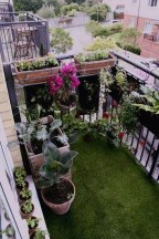 Fantastic Balcony Garden Design Ideas For Relaxing Places To Try 09