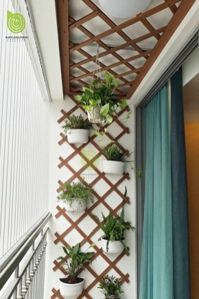 Fantastic Balcony Garden Design Ideas For Relaxing Places To Try 12