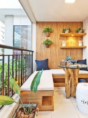 Fantastic Balcony Garden Design Ideas For Relaxing Places To Try 26