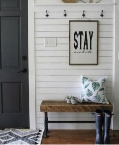 Fascinating Home Entryway Design Ideas For Your Home Interior Decoration 06
