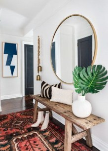 Fascinating Home Entryway Design Ideas For Your Home Interior Decoration 31