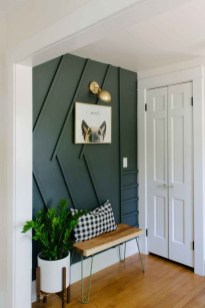 Fascinating Home Entryway Design Ideas For Your Home Interior Decoration 43