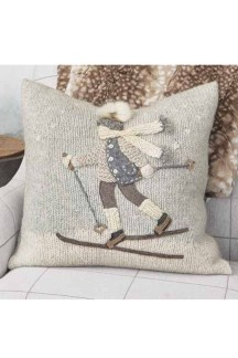 Favorite Knitted Winter Decorations Ideas To Try Right Now 01