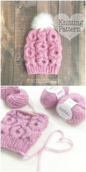 Favorite Knitted Winter Decorations Ideas To Try Right Now 29