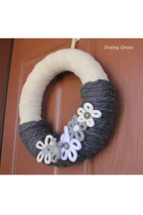 Favorite Knitted Winter Decorations Ideas To Try Right Now 31