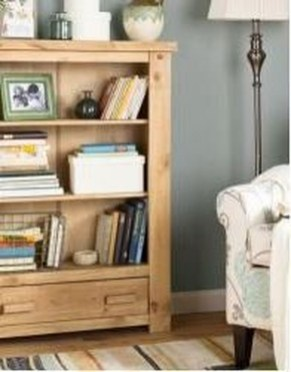Interesting Living Rooms Design Ideas With Shelving Storage Units 25