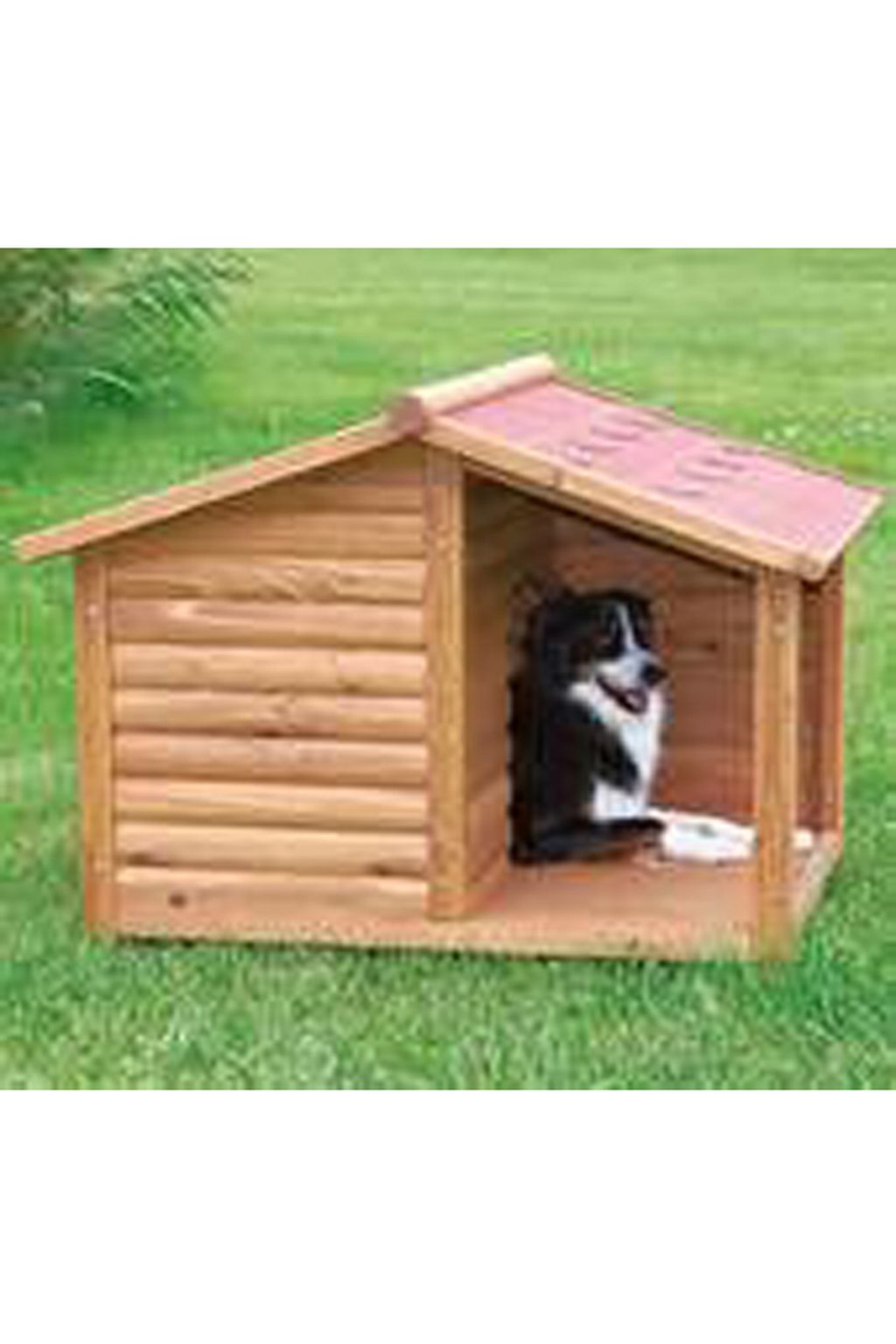 Interesting Outdoor Dog Houses Design Ideas For Pet Lovers 03