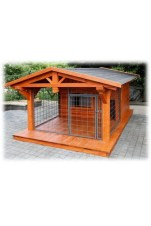 Interesting Outdoor Dog Houses Design Ideas For Pet Lovers 04