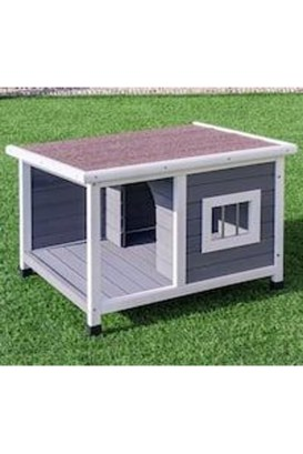 Interesting Outdoor Dog Houses Design Ideas For Pet Lovers 15