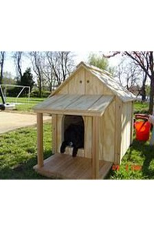 Interesting Outdoor Dog Houses Design Ideas For Pet Lovers 21