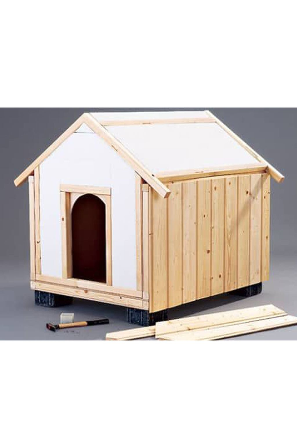 Interesting Outdoor Dog Houses Design Ideas For Pet Lovers 26