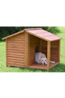 Interesting Outdoor Dog Houses Design Ideas For Pet Lovers 33