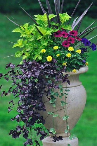 Luxury Container Garden Design Ideas For Your Landscaping Design 16