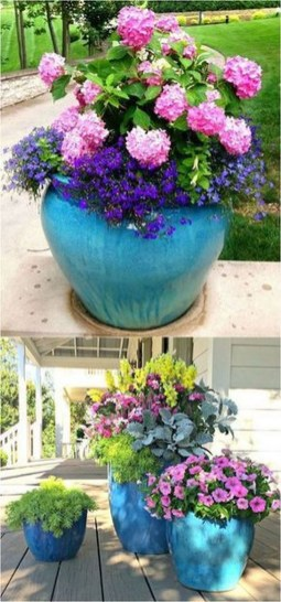 Luxury Container Garden Design Ideas For Your Landscaping Design 39