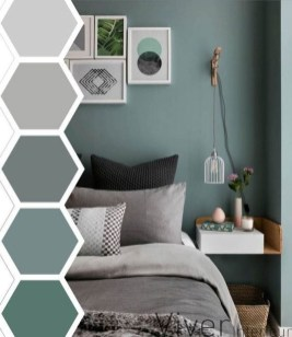 Marvelous Bedroom Color Design Ideas That Will Inspire You 02